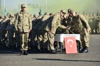 OSMAN KAYMAK - Tekirdağ'da Askerler Yemin Etti