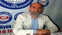 SÖZLEŞMELİ - Tevfik Aksoy; 'Öğretmene Verilen Değer Her Şeye Değer'