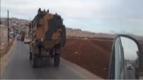 ÖZGÜR SURİYE - TSK, Kafr Bassin Bölgesinde Gözlem Noktası Kurdu