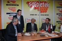 BULGARISTAN - Türkiye'nin En Kapsamlı 2.Arıcılık Fuarına, Erzincan Saf Petek Firması Damga Vurdu