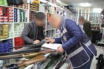 ŞEKER FABRİKASI - Uşak Polisinden Yasa Dışı Bahis Operasyonu