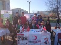 BAYRAM HAVASI - Uşak Üniversitesi Öğrenci Toplulukları Tanıtım Etkinliği Düzenledi