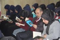 İMAM HATİP LİSESİ - Vali Ustaoğlu'ndan Kız Öğrencilere Ziyaret