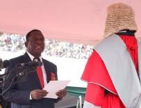 ZIMBABVE - Zimbabve'nin yeni Devlet Başkanı Mnangagwa'nın için yemin töreni düzenlendi