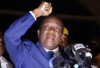 ZIMBABVE - Zimbabve'nin Yeri Lideri Mnangagwa Yemin Etti