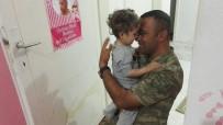 ADALET YÜRÜYÜŞÜ - 2 Aydır Göremediği Babasına Kavuştu, Türkiye'yi Ağlattı