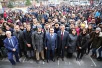 MUSTAFA ÇIFTÇI - AGÜ'den Köy Okuluna Destek