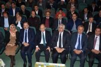 RECEP AKDAĞ - AK Parti Hınıs, Tekman İlçe Başkanları Güven Tazeledi