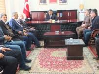 AK Parti Milletvekili Miroğlu Mardin'de Temaslarda Bulundu