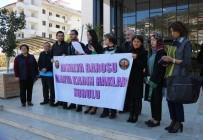 CİNSİYET EŞİTLİĞİ - Avukatlar Kadına Şiddeti Kınadı