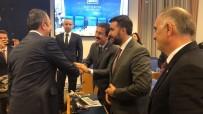 DEMOKRATİKLEŞME - Aydemir, İki Büyük Değişime Dikkat Çekti