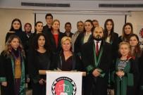 ŞİDDET MAĞDURU - Baro Başkanı Azade Ay 'Şiddetle Mücadele Kavramı Müfredata Alınmalı'