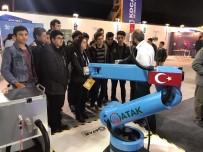 ROBOTLAR - Başbakan Yardımcısı Işık'tan 'Atak Robot'a Özel İlgi