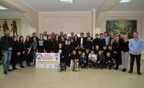 KUZEY KAFKASYA - Başkan Bakıcı Kuzey Kafkasya Derneği'ni Ziyaret Etti