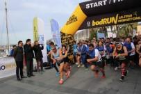 BODRUM KAYMAKAMI - Bodrun Ultra Maratonu Renkli Geçti