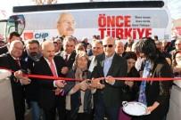 ADNAN KESKİN - CHP Gölbaşı İncek Temsilciliği Açıldı