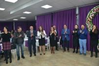 ÇIĞLI BELEDIYESI - Çiğli'de Öğretmenler Gecede Buluştu