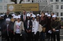 FAIK ARıCAN - Cizreli Öğrenciler Antalya'ya Uğurlandı