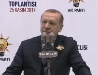 ANAMUHALEFET - Cumhurbaşkanı Balıkesir'de CANLI