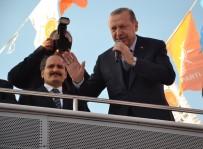 İL DANIŞMA MECLİSİ - Cumhurbaşkanı Erdoğan Açıklaması 'Öyle Bir Talihsizliğimiz Var Ki, Böyle Bir Ana Muhalefet Başı Var'