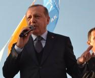 Cumhurbaşkanı Erdoğan'dan CHP'ye Sandalye Tepkisi