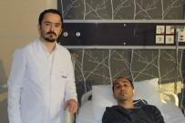 MEHMET ÖZDİLEK - (Düzeltme) Mehmet Özdilek'in Yardımcısı Gol Sevinci Yaşarken Aşil Tendonunu Yırttı