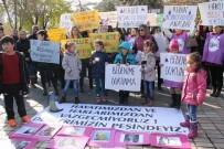 ATAERKIL - Eğitim-Sen'li Kadınlar Açıklaması 'Düşlerimizin Peşindeyiz'