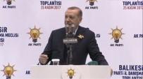 ÜÇLÜ ZİRVE - Erdoğan'dan CHP'ye sandalye tepkisi