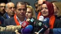 VATANA İHANET - 'Galatasaray Ve Alanyaspor'a Desteklerinden Dolayı Teşekkür Ederim'