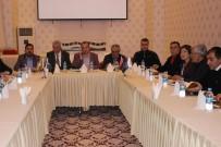 Gazeteciler Sorunlarını Mardin'de Gündeme Aldı