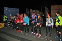 CEM AKTAŞ - Gece Yarısı Başladılar, 12 Saat Koşacaklar