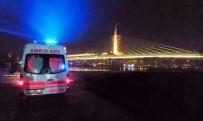 HALIÇ - Haliç Metro Köprüsünden Denize Atlayan Genci Arama Çalışmaları Sürüyor