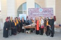 ŞEHİR MÜZESİ - Kabak Tatlısı Yiyerek 'Kadına Şiddete Hayır' Dediler