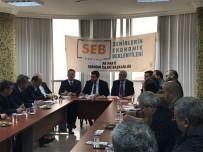Karabük'te 'Şehirlerin Ekonomik Beklentileri' Forumu Gerçekleştirildi