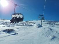 ADEM ÖZTÜRK - Karadeniz'e Yeni Kayak Tesisi
