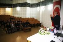 Karaman'da Belediye Otobüs Şoförlerine Trafik Eğitimi