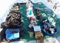 YEŞILPıNAR - Kış Hazırlığı Yapan PKK'ya Karadeniz'de Darbe Vuruldu