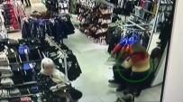 Lübnanlı Kadının Eşine Emanet Ettiği Çantayı Çaldılar