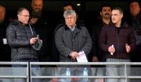 A MİLLİ FUTBOL TAKIMI - Lucescu, İstanbulspor - Samsunspor Maçını Takip Etti