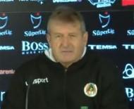 SAFET SUSİC - Susic: Maçtan önce çok fazla ümidim yoktu