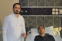 MEHMET ÖZDİLEK - Mehmet Özdilek'in Yardımcısı Gol Sevinci Yaşarken Aşil Tendomunu Yırttı
