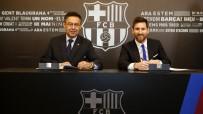 LA LIGA - Messi 2021 Yılına Kadar Barcelona'da