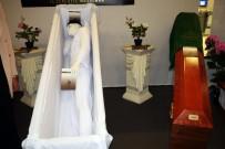 BORDEAUX - Paris Cenaze Levazımatı Fuarı'nda Müslümanlar İçin Özel Tabut