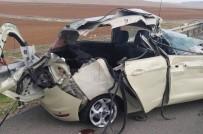 SEYFULLAH - Şanlıurfa'da Devrilen Otomobildeki 6 Asker Yaralandı