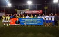 YENIÇERILER - Şehit Oğuz Özgür Çevik Turnuvasında Finalistler Belli Oldu