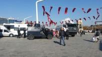 TAKSIM - Taksim Meydanı'nda Yoğun Güvenlik Önlemi