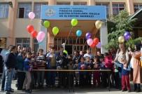 Turgutlu'da Engelli Öğrenciler Hayallerini Gökyüzüne Bıraktı