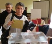 TÜRK SAĞLıK SEN - Türk Sağlık Sen Şube Başkanı Çetin Güven Tazeledi