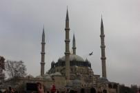 SOLO TÜRK - Türk Yıldızları'na Edirne'de Sevgi Seli