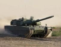ALMANLAR - Almanlar Türkiye'nin milli tank çalışmalarından rahatsız